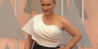 "Patricia Arquette, nominada al Óscar por ""Boyhood"". Foto: Getty Images"