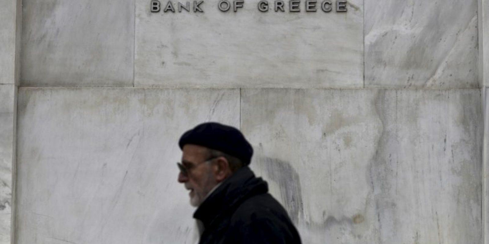 3. El índice de desempleo juvenil en Grecia es de 64.1%, destaca RT. Foto:AFP
