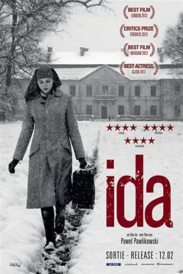 "La película polaca ""Ida"" ganó el Oscar a Mejor película en lengua extranjera."