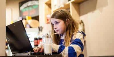 Niña de 7 años hackea redes WiFi en 10 minutos
