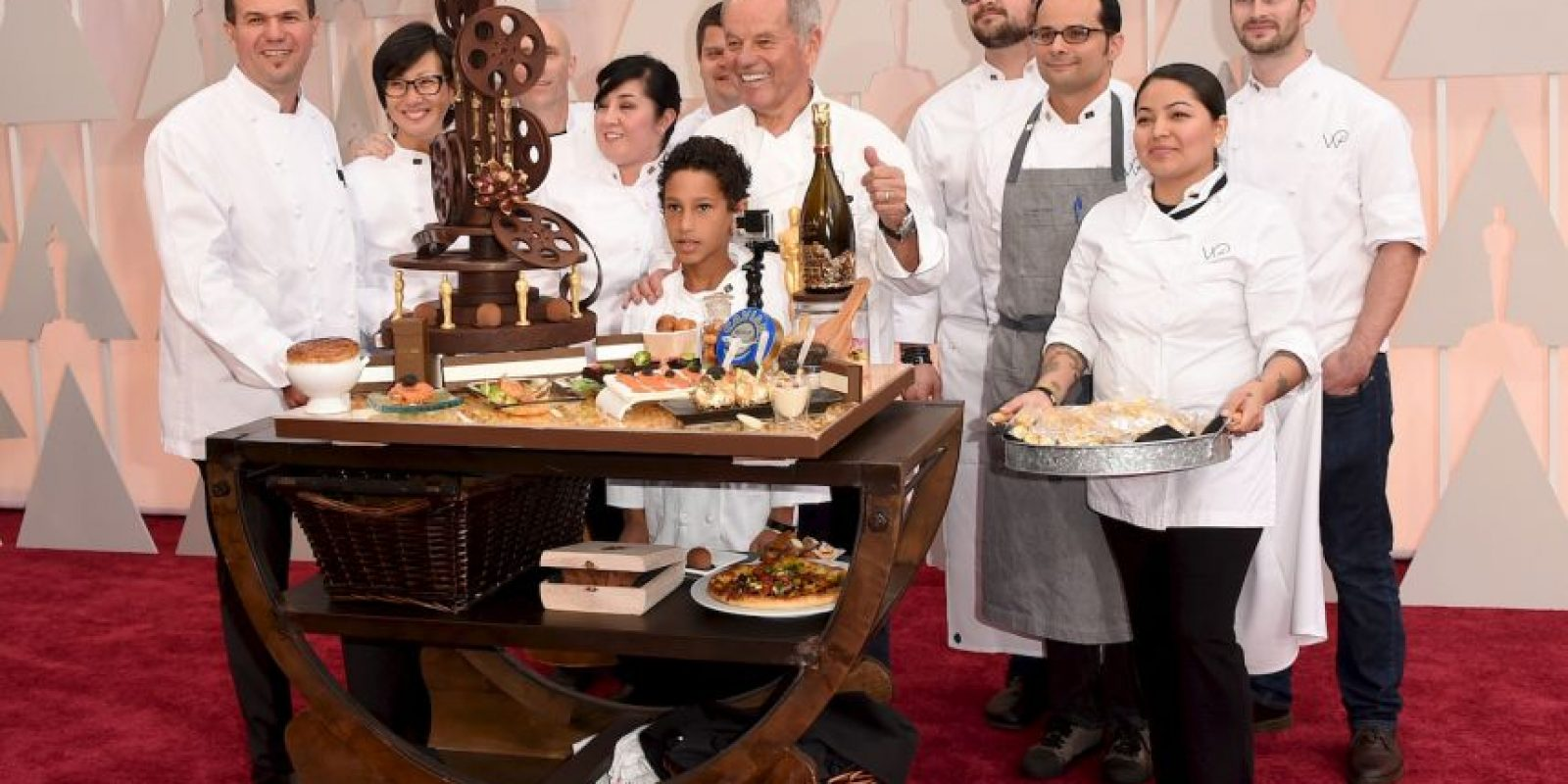 Chef Wolfgang Puck Foto:Getty Images