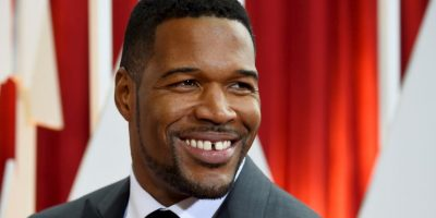 Michael Strahan Foto:Getty Images