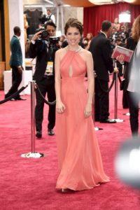 La actriz Anna Kendrick Foto:Getty Images
