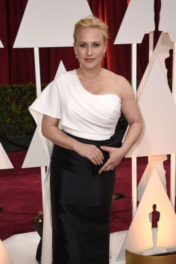 Patricia Arquette en la alfombra roja Foto:Getty Images