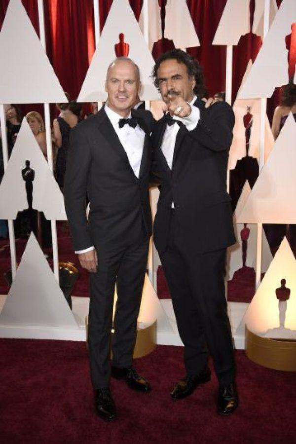 """El cineasta mexicano Alejandro González Iñárritu ganó el Oscar a Mejor director por """"Birdman"""" Foto:Getty Images"""