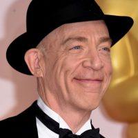 """J. K. Simmons ganó un Oscar como mejor acto de reparto con la película """"Whiplash"""" Foto:Getty Images"""
