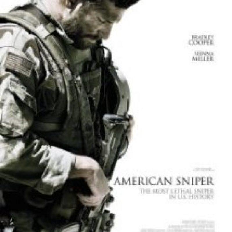 """El Oscar para la Mejor Edición de sonido fue para """"American Sniper"""""""