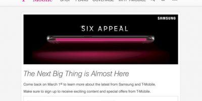 FOTOS: ¡Confirmado! Nuevo Samsung Galaxy S6 tiene una pantalla curva