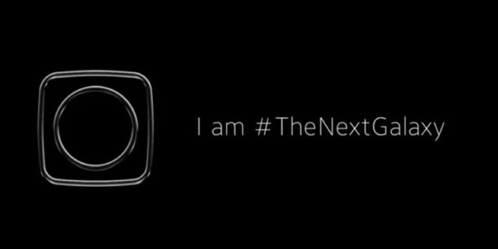 Así promocionan el nuevo Samsung Galaxy. Foto:twitter.com/SamsungMobile