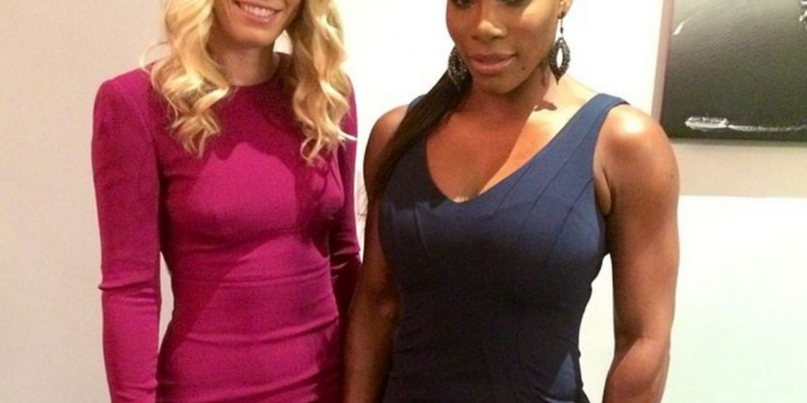Serena suele aparecer con looks elegantes y sexis, cuando no está en las canchas de tenis Foto:Instagram: @serenawilliams