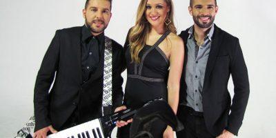 Fotos: Daniela Carpio y Alkilados filmaron un video juntos