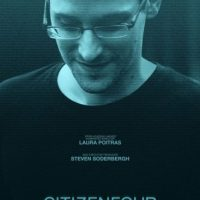 "El Oscar al Mejor documental fue para ""Citizenfour"", filme que sigue y narra la historia de Edward Snowden"