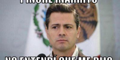FOTOS. Burlas por la felicitación de Peña Nieto a Iñárritu