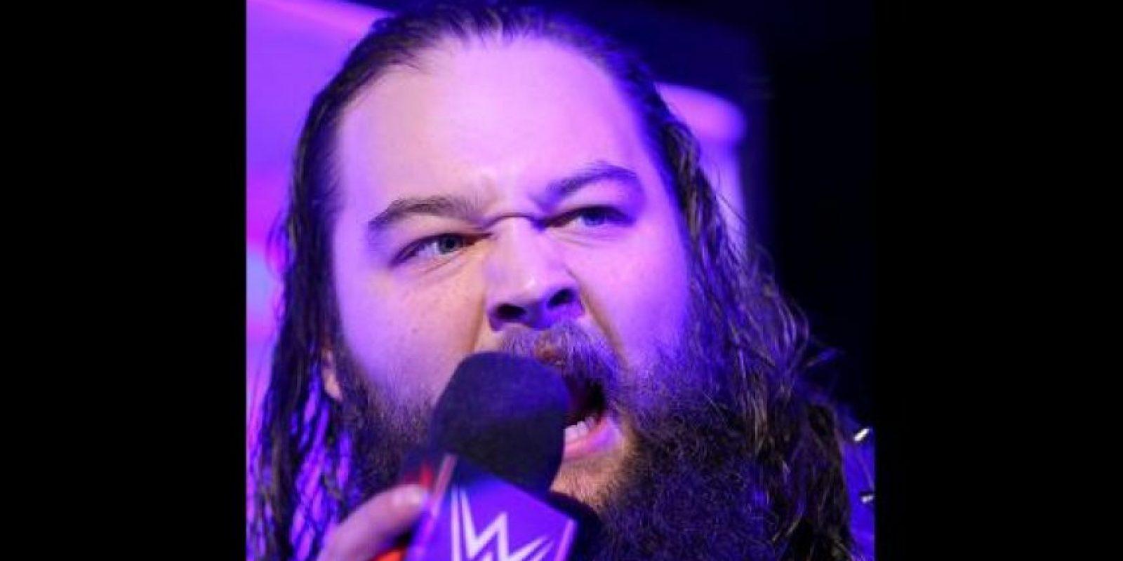Bray Wyatt le lanzó un reto Foto:WWE