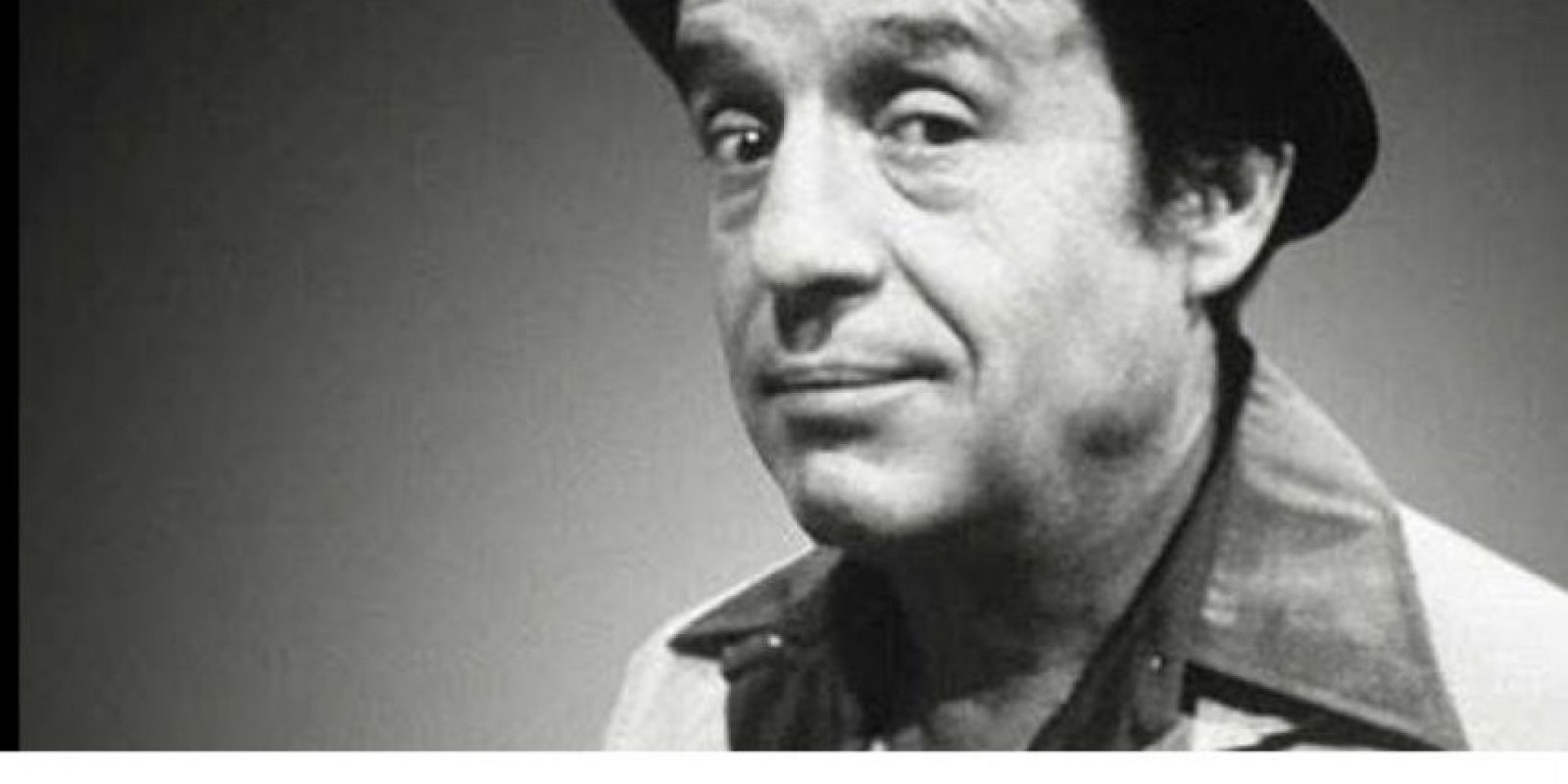 """Varios tuiteros se quejaron de la no inclusión de Chespirito en el homenaje """"In Memoriam"""" de los Oscar, ya que Gabriel García Márquez sí fue incluido. Foto:Twitter"""