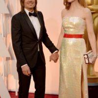 Nicole Kidman con un vestido que parecía barato. Foto:Getty Images