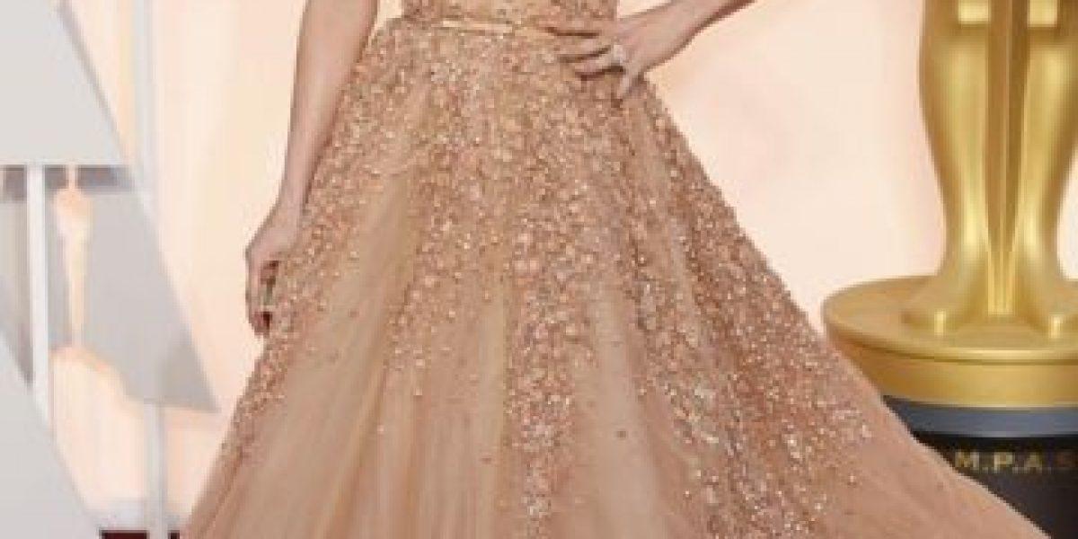 FOTOS: Jennifer López ¿la Rihanna de los Oscar?