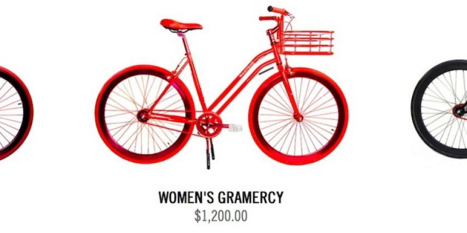 Una bicicleta de Martone Cycling de 1200 dólares Foto:Martone Cycling
