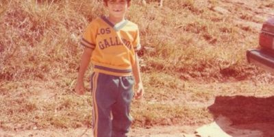 FOTO: ¿Lo reconocen? Este niño cumple hoy 37 años