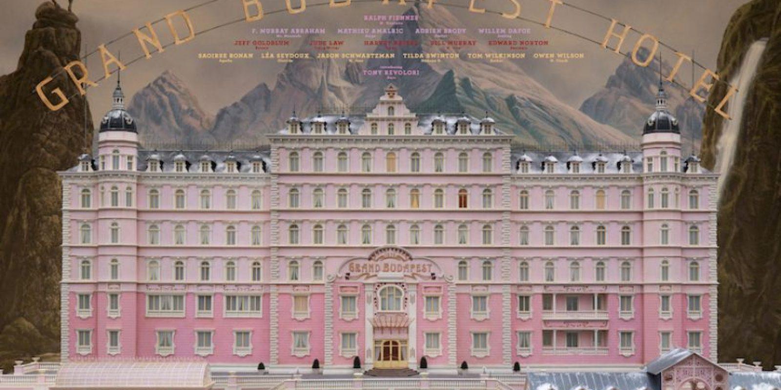 """El Oscar para Maquillaje y vestuario también fue para """"The Grand Budapest Hotel"""""""
