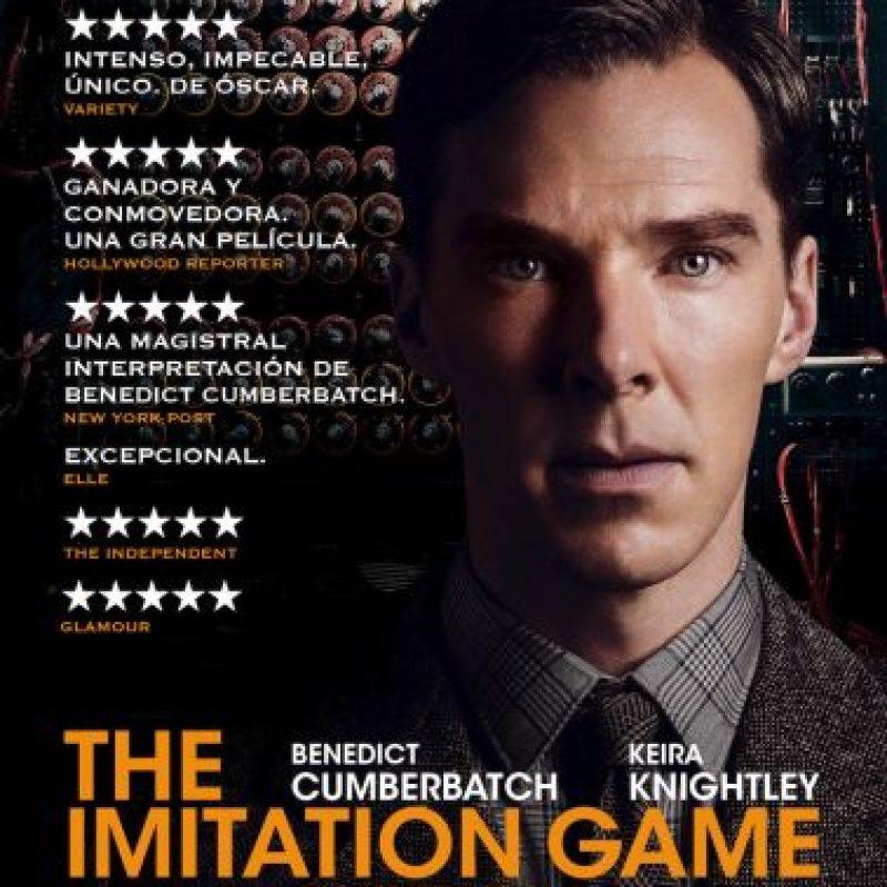 """""""The Imitation Game"""" se quedó con el Oscar a Mejor guión adaptado"""