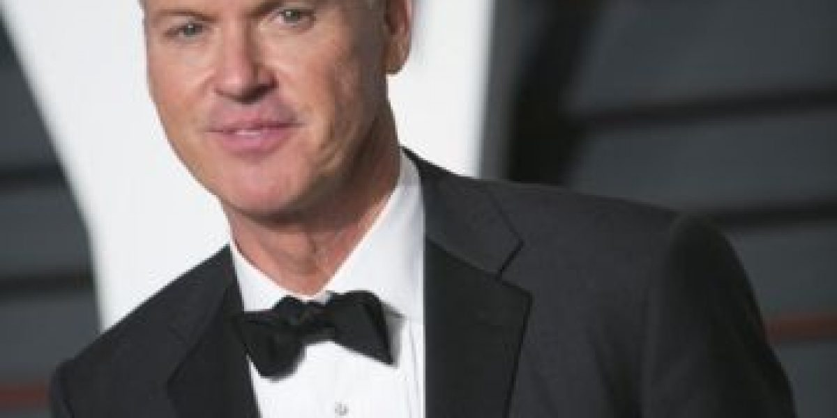 VIDEO. Michael Keaton escondió su discurso