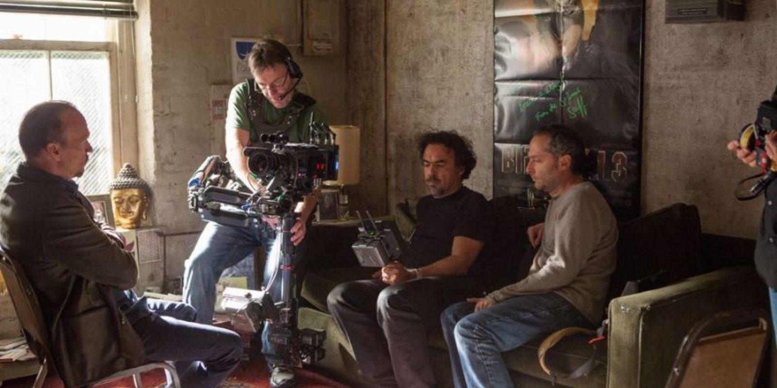 En algunas tomas, los actores debieron interpretar, sin error, hasta 15 páginas del guión ininterrumpidas. Foto:Facebook/Birdman