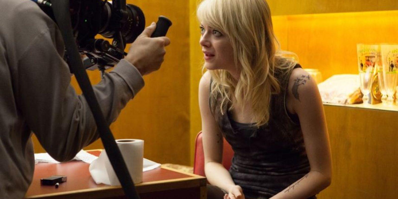 Y la que más errores tuvo fue Emma Stone. Foto:Facebook/Birdman