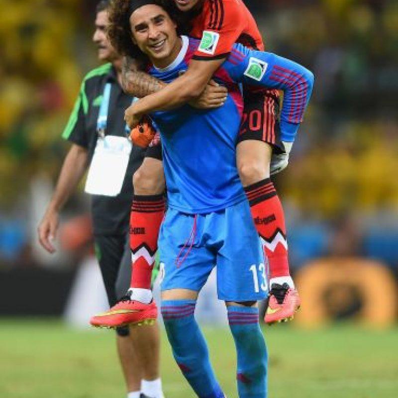 Participó en el Mundial de Brasil 2014 Foto:Getty
