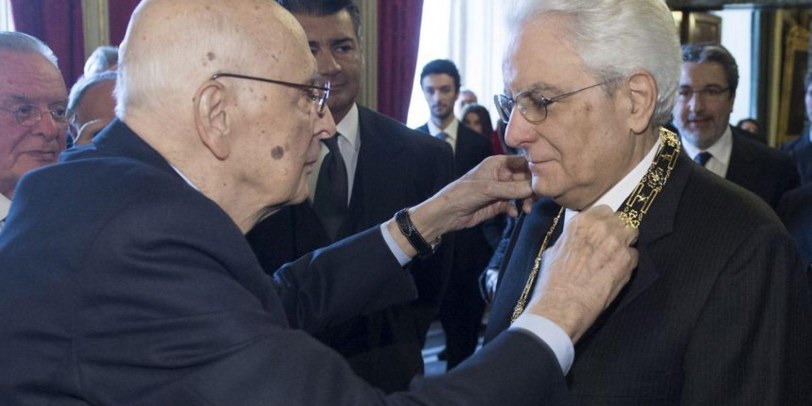 Su trayectoria es reconocida en Italia. Foto:Getty Images