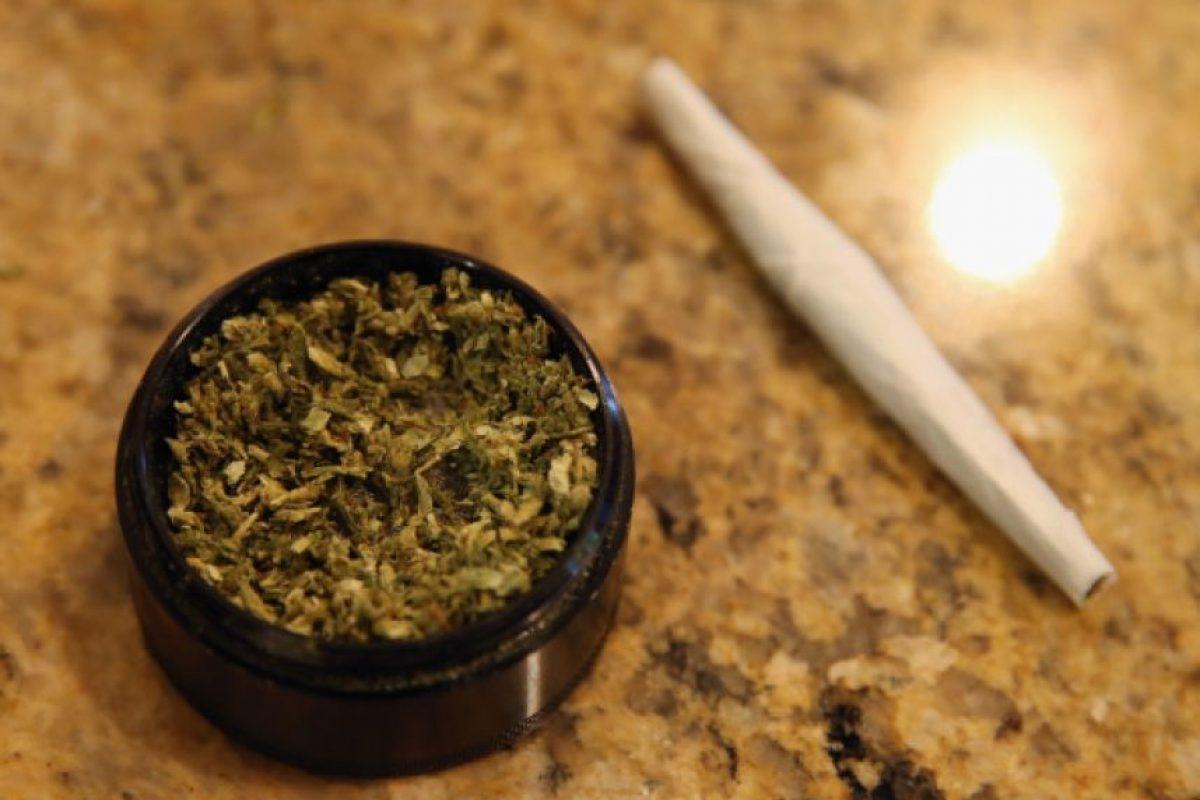 """""""Este ranking de drogas puede ser útil para informar a los responsables políticos respecto a la importancia relativa de las drogas lícitas y las drogas ilícitas"""". Foto:Getty Images"""