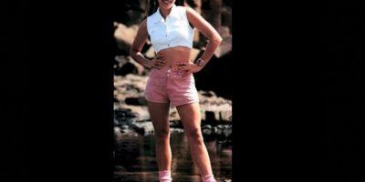 Interpretó a Kimberly Hart, la Power Ranger rosa Foto:Instagram/amyjojo