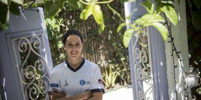 Mónica González y Tony DiCicco tienen experiencia mundialista y comparten su conocimiento con los jóvenes futbolistas guatemaltecos. Foto:Oliver de Ros