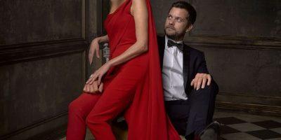 Diane Kruger y Joshua Jackson Foto:Agencias