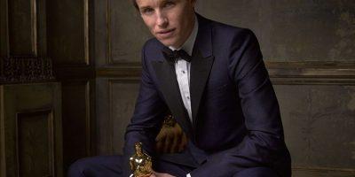 Eddie Redmayne (Óscar a Mejor Actor) Foto:Agencias