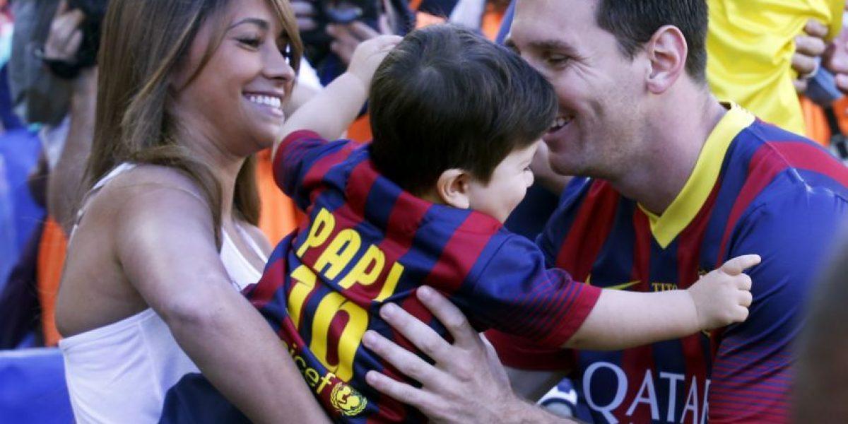 Lionel Messi y su esposa Antonella serán padres por segunda ocasión