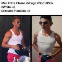 No eres Cristiano Ronaldo. Foto:Facebook