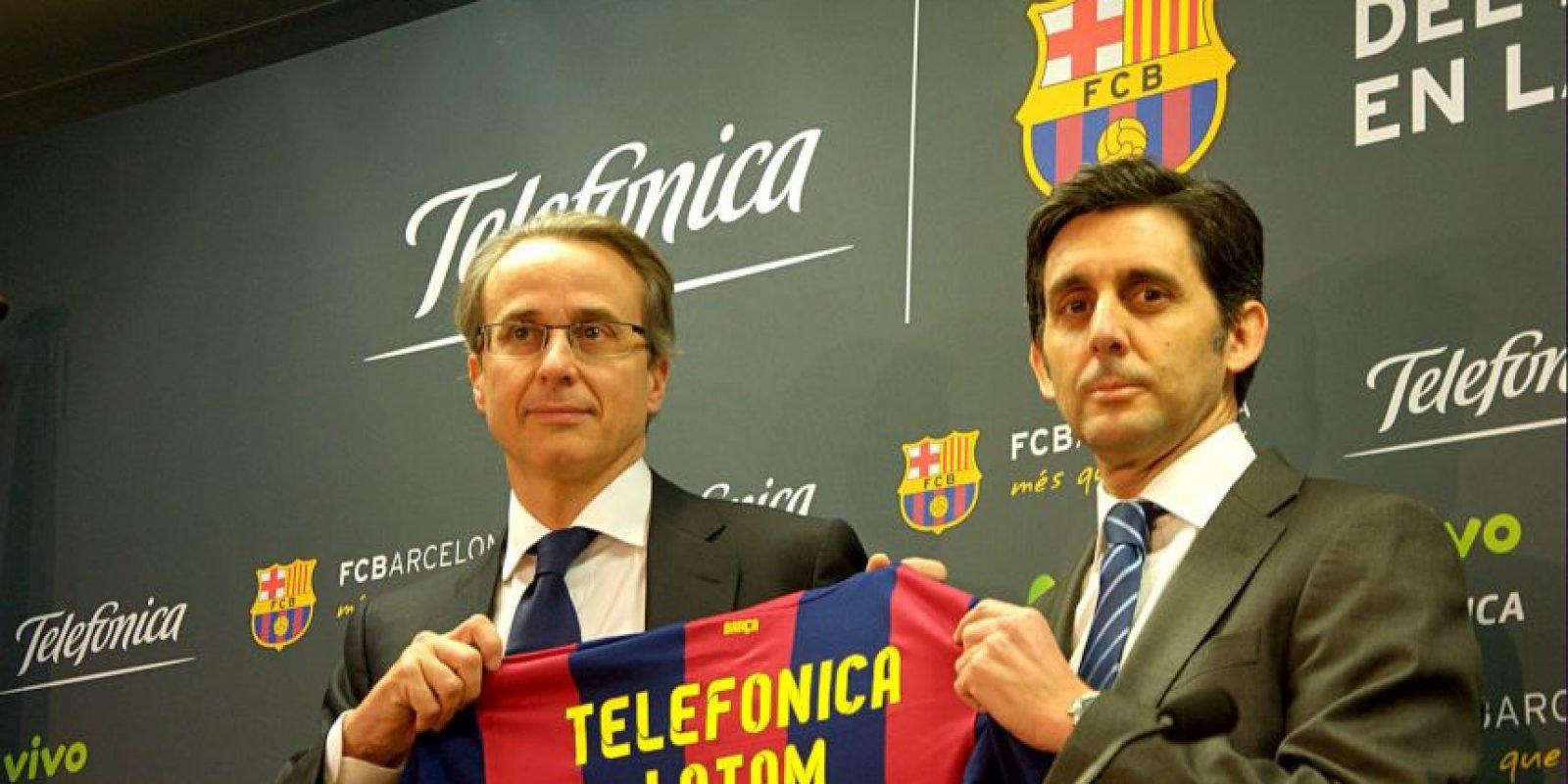 El acuerdo es por tres años, con opción a dos más Foto:Ramón Mompió