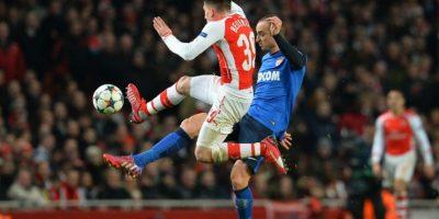 El Mónaco sacó provecho de su efectividad y superó 3-1 en su casa al cuadro londinense. Foto:AFP