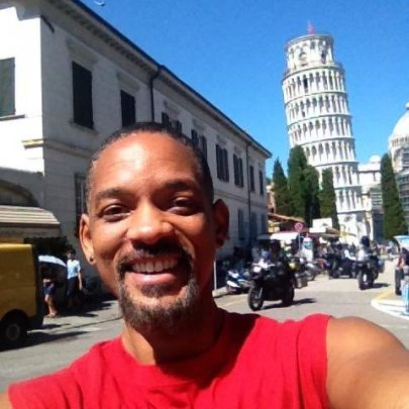 2014 Foto: Facebook/Will Smith