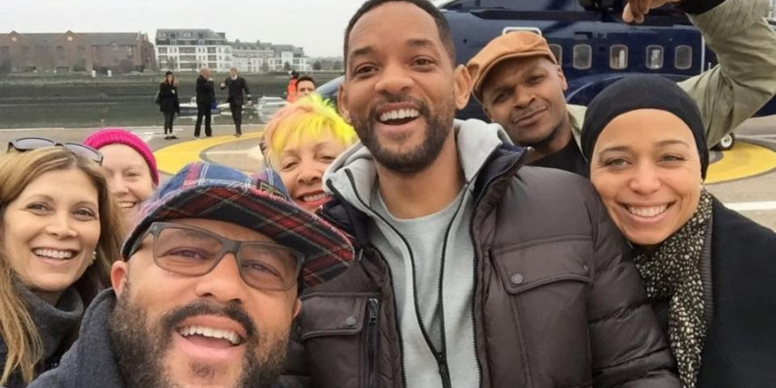 2015 Foto: Facebook/Will Smith