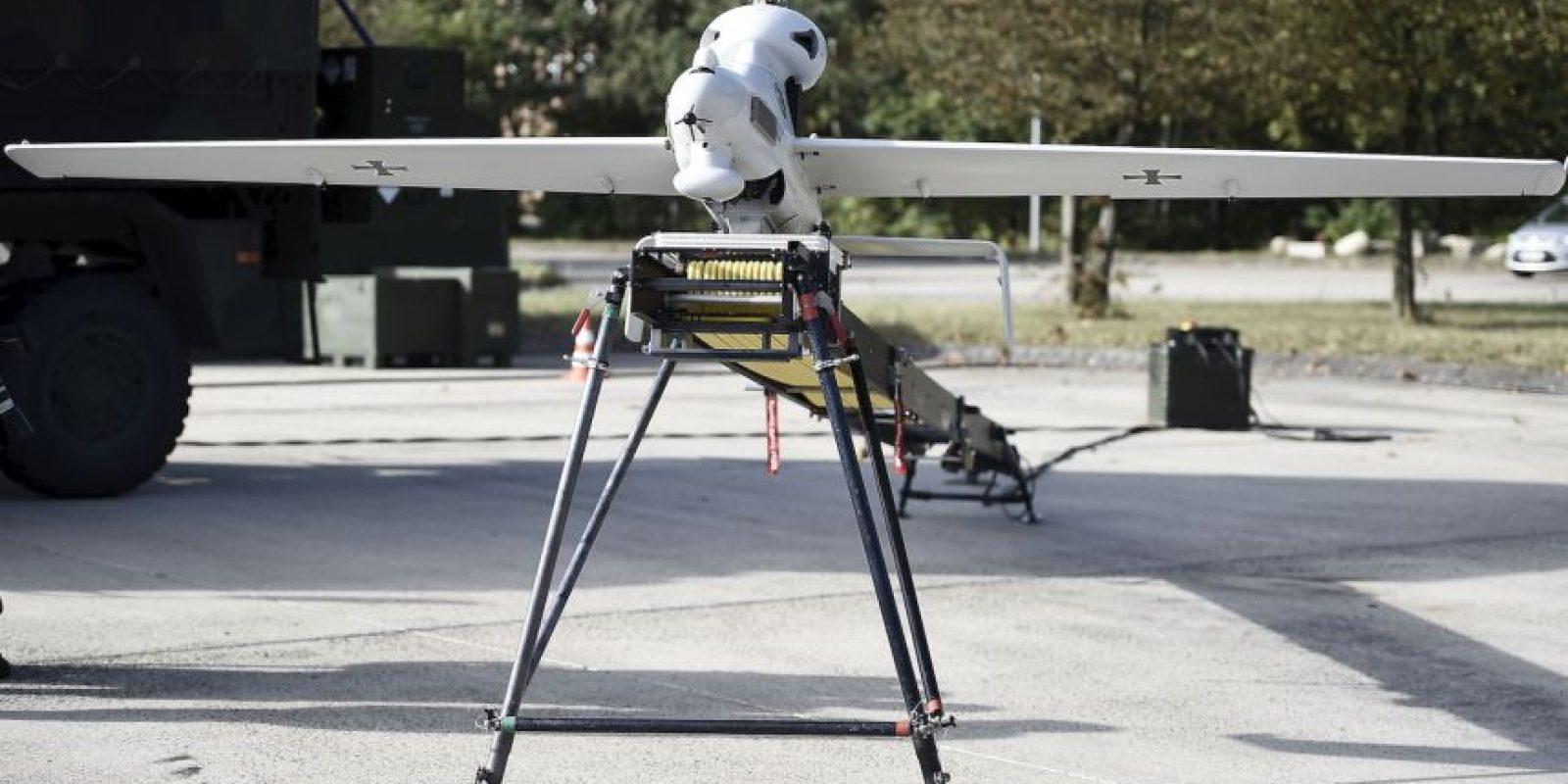3. Agencia Estatal de Seguridad Aérea (AESA) de ese país establece que los drones no se pueden ser para usos civiles, como cámaras de filmación, destacó el portal chileno sur Noticias. Foto:Getty