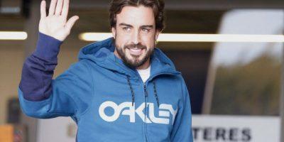 Fernando Alonso está de vuelta