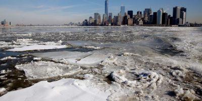¿El día después de mañana?: Nueva York parece el set de una película apocalíptica