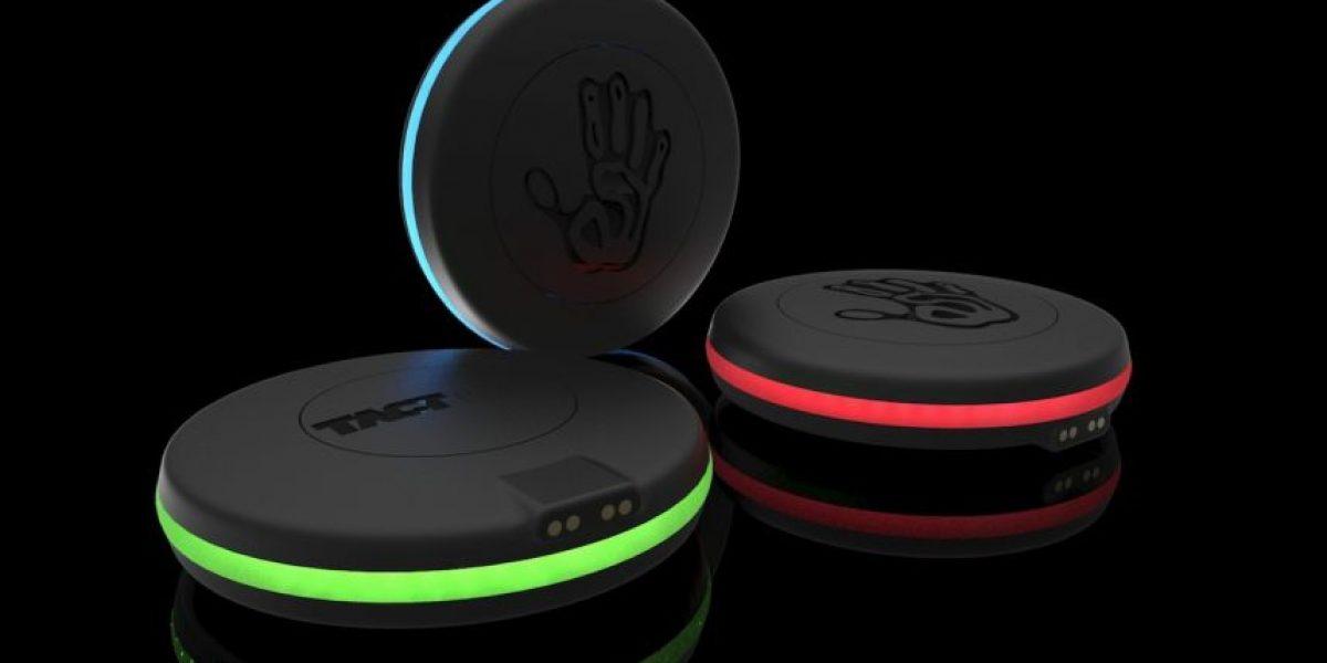 TactPuck, el gadget que pone sentimientos a los mensajes de texto