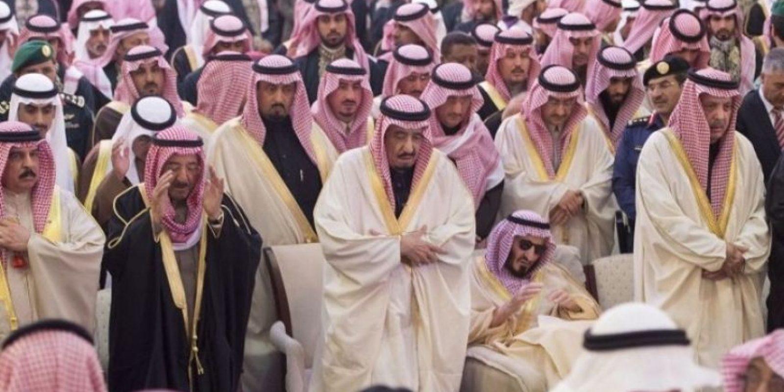 De acuerdo a National Geographic, Arabia Saudita tiene cerca del 25% de las reservas mundiales. Foto:AFP