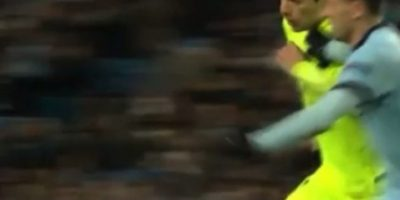 Este video demuestra que Luis Suárez no mordió a Martín Demichelis
