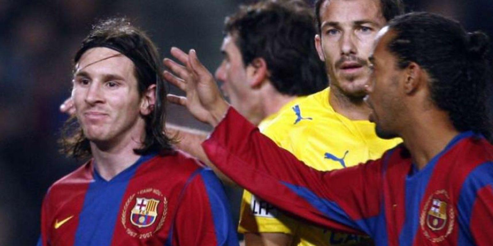 1. En la Liga contra el Villarreal, 31-01-2008. Foto:Publinews