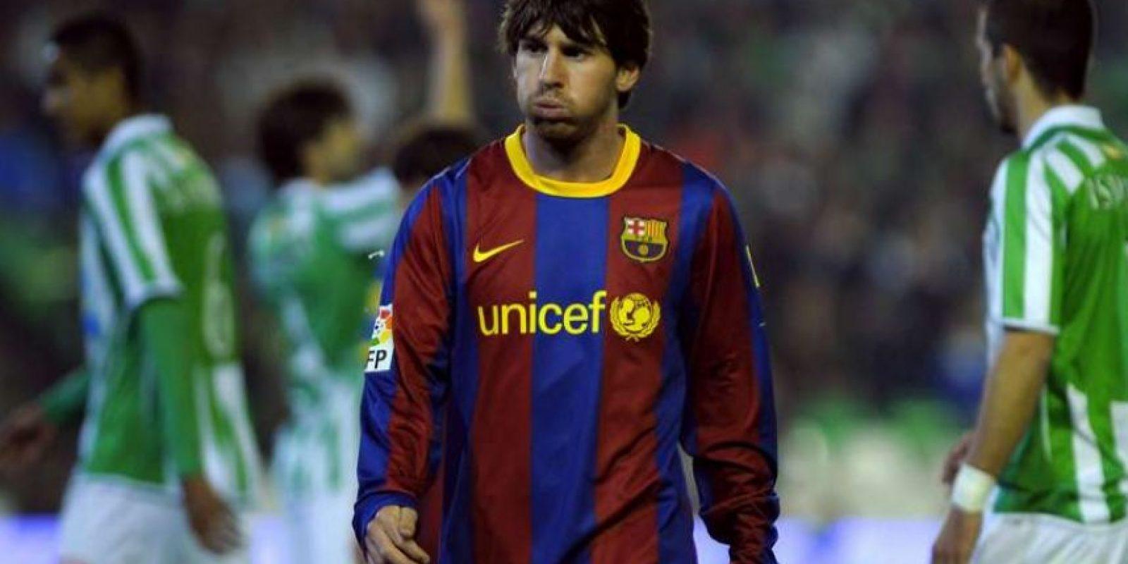 5. En la Copa contra el Betis, 19-01-2011. Foto:Publinews
