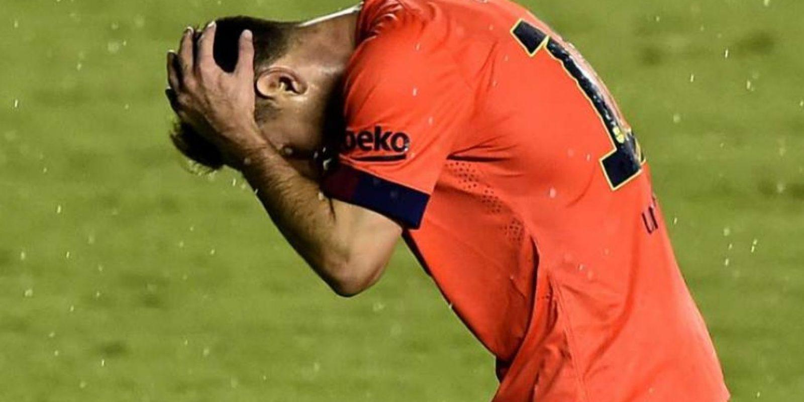 12. En la Liga contra el Levante, 21-09-2014. Foto:Publinews